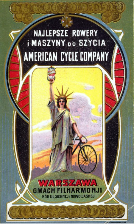 AMERICAN CYCLE COMPANY